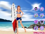Play Barbie Surfer