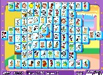 Play Cartoon Mahjong