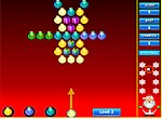 Christmas Marble Popper games