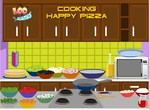 Play Cooking Happy Pizza