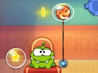 Play Cut the Rope: Experiments