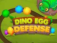 Play Dino Egg Defense