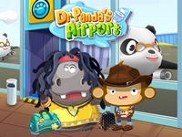 Play Dr Panda Airport