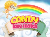 Play Game Candy Love Match
