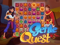 Play Genie Quest