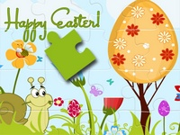 Play Happy Easter Puzzle