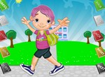 Play Happy School Boy Dressup