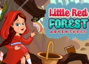 Play Little Red Forest Adventure