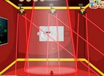 Red Laser Room games