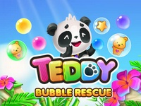 Play Teddy Bubble Rescue